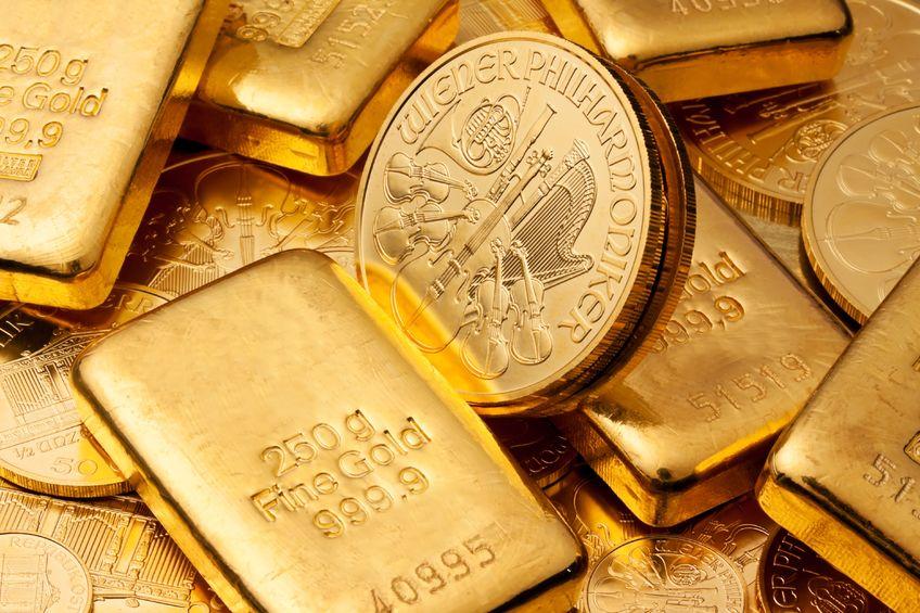 Lingotes y monedas de oro, Filarmónica de Viena