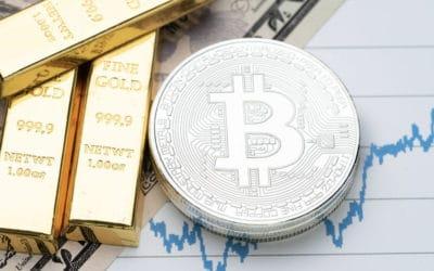 Las ventajas del oro frente al bitcoin y otras criptomonedas