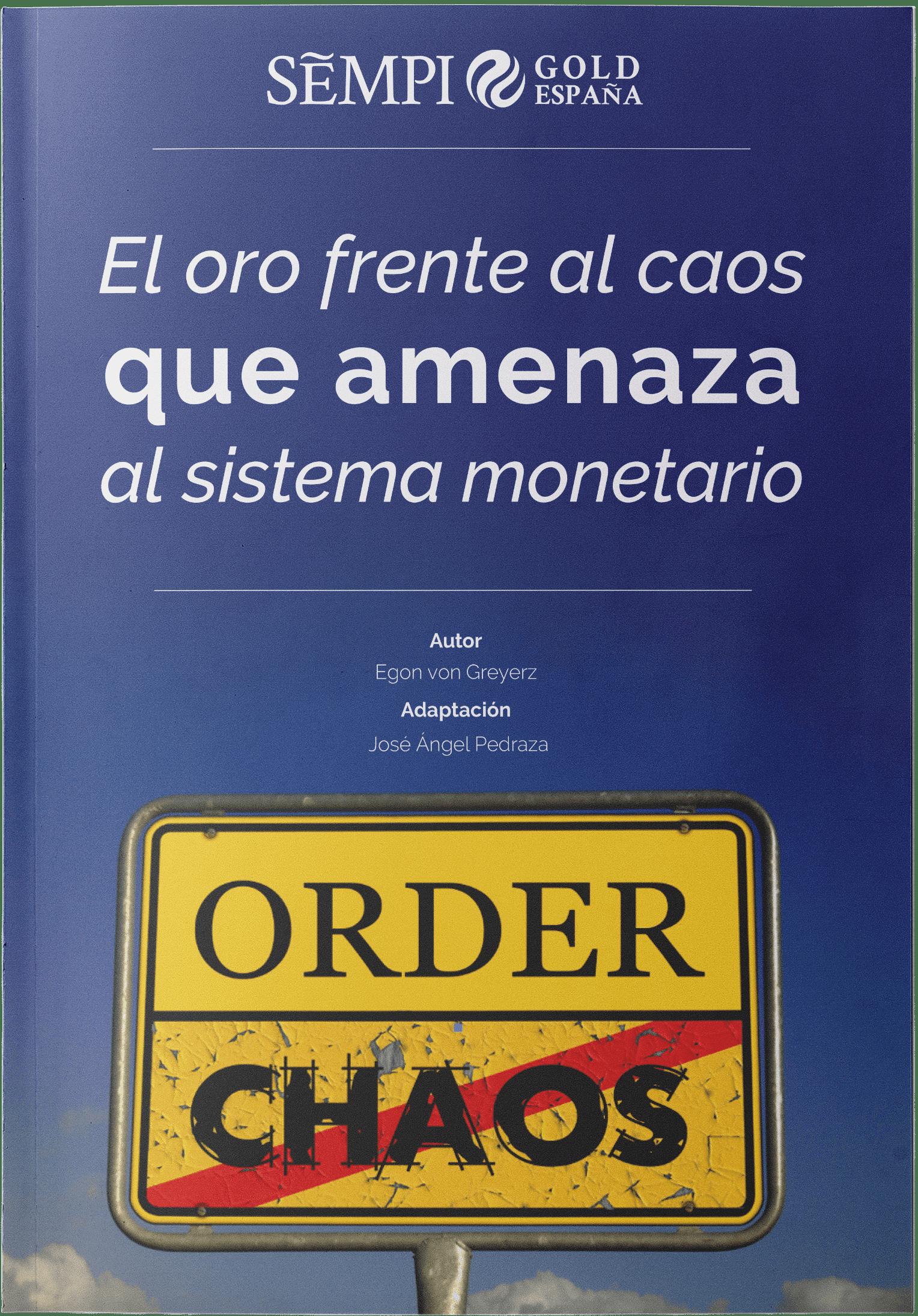 Portada El oro frente al caos que amenaza el sistema financiero-lq
