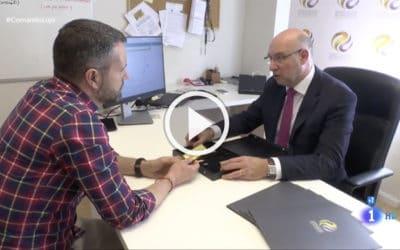 TVE1 entrevista al presidente de SEMPI