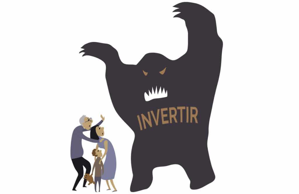 Miedo a invertir