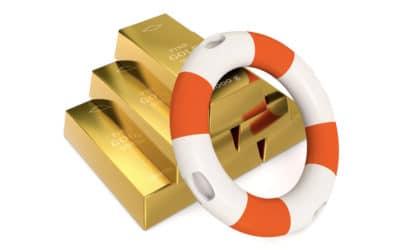 Cómo superar una crisis gracias al oro de inversión