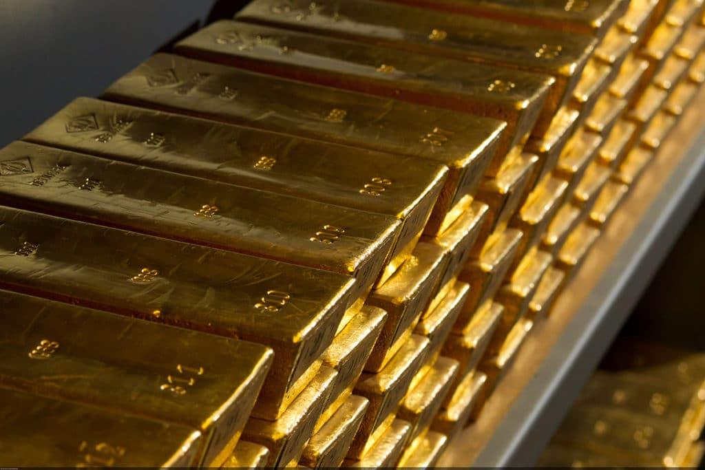 Oro de inversión y bancos centrales