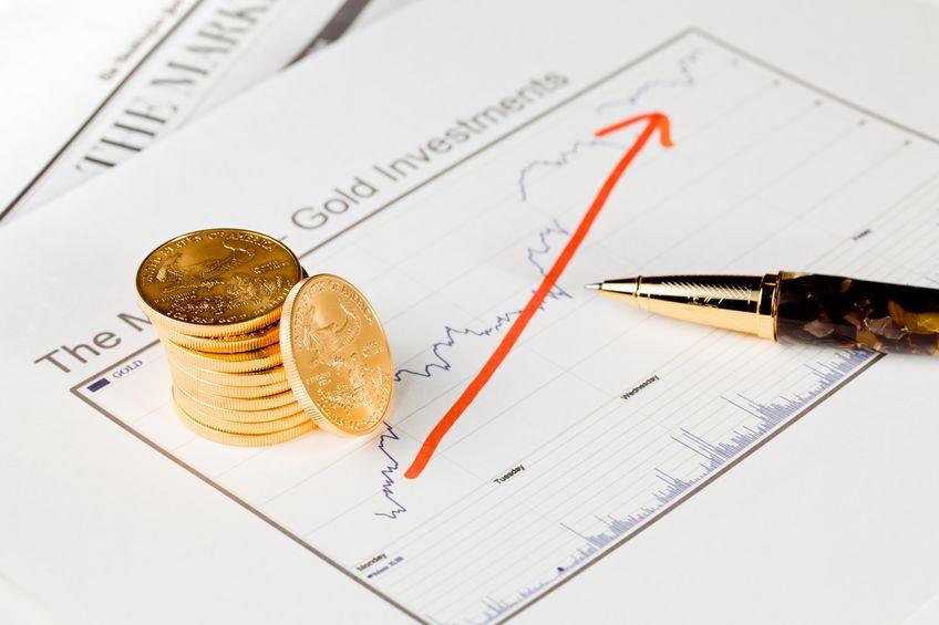 El futuro del oro de inversion - Subida de precio