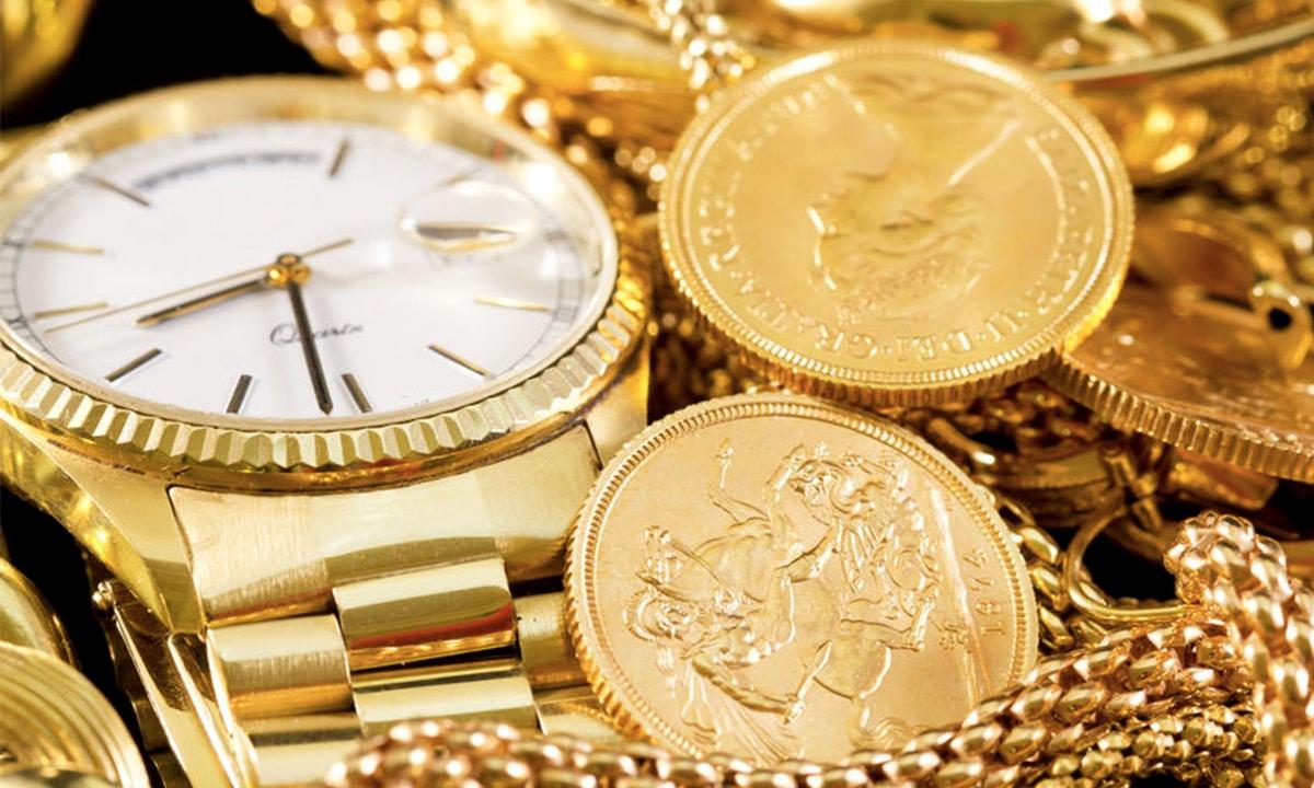 Como invertir en oro fisico en españa