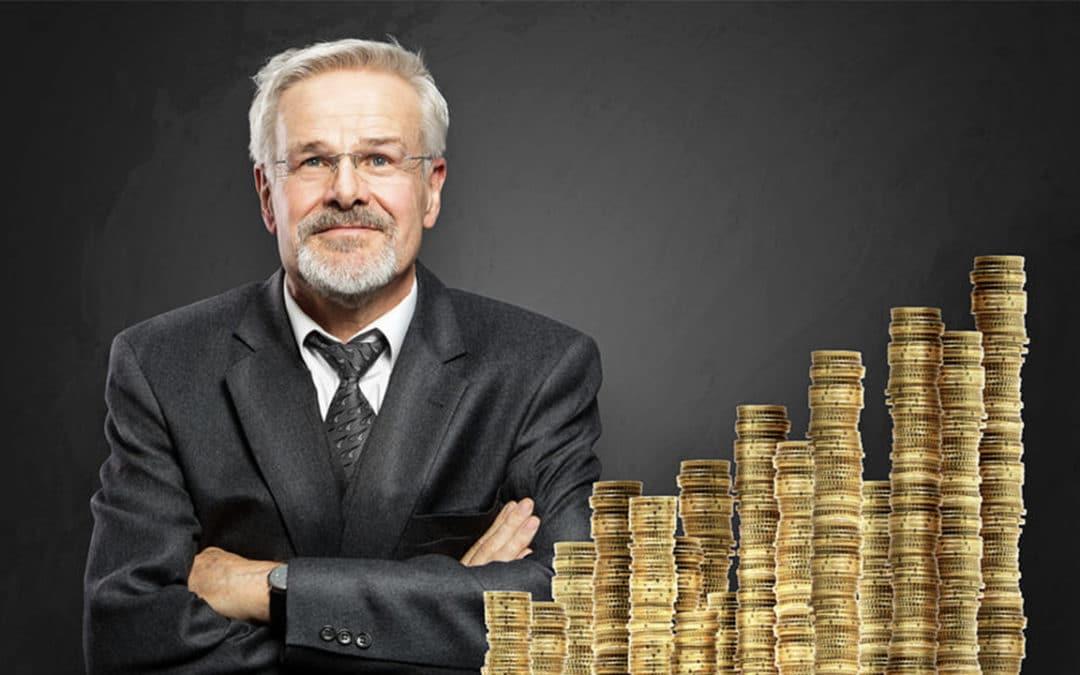Las ventajas de invertir en oro frente a los planes de pensiones privados