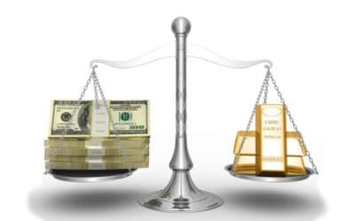 Oro-dólar y su correlación inversa