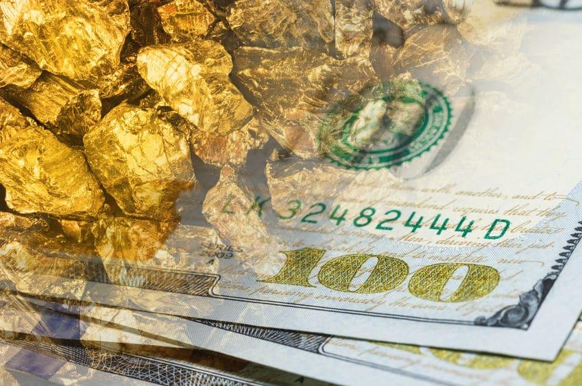 Oro vs Dolar