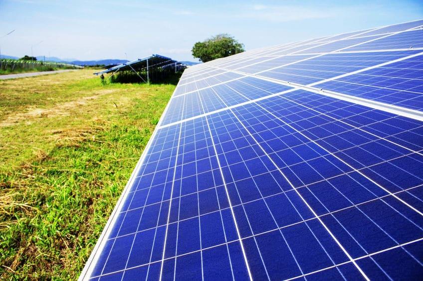 Aplicaciones industriales de la plata - Placas solares