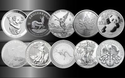 Cómo invertir en plata por menos de 30 euros