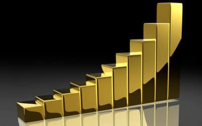 El oro se revalorizó más de un 18% durante el año 2019