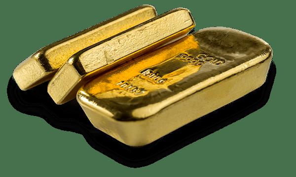 Lingotes de oro SEMPI