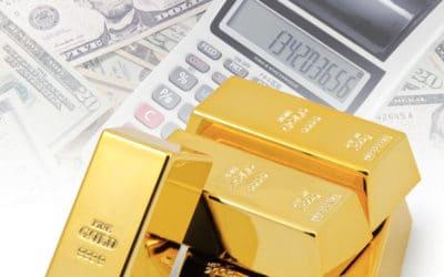 El oro de inversión en la declaración de la Renta