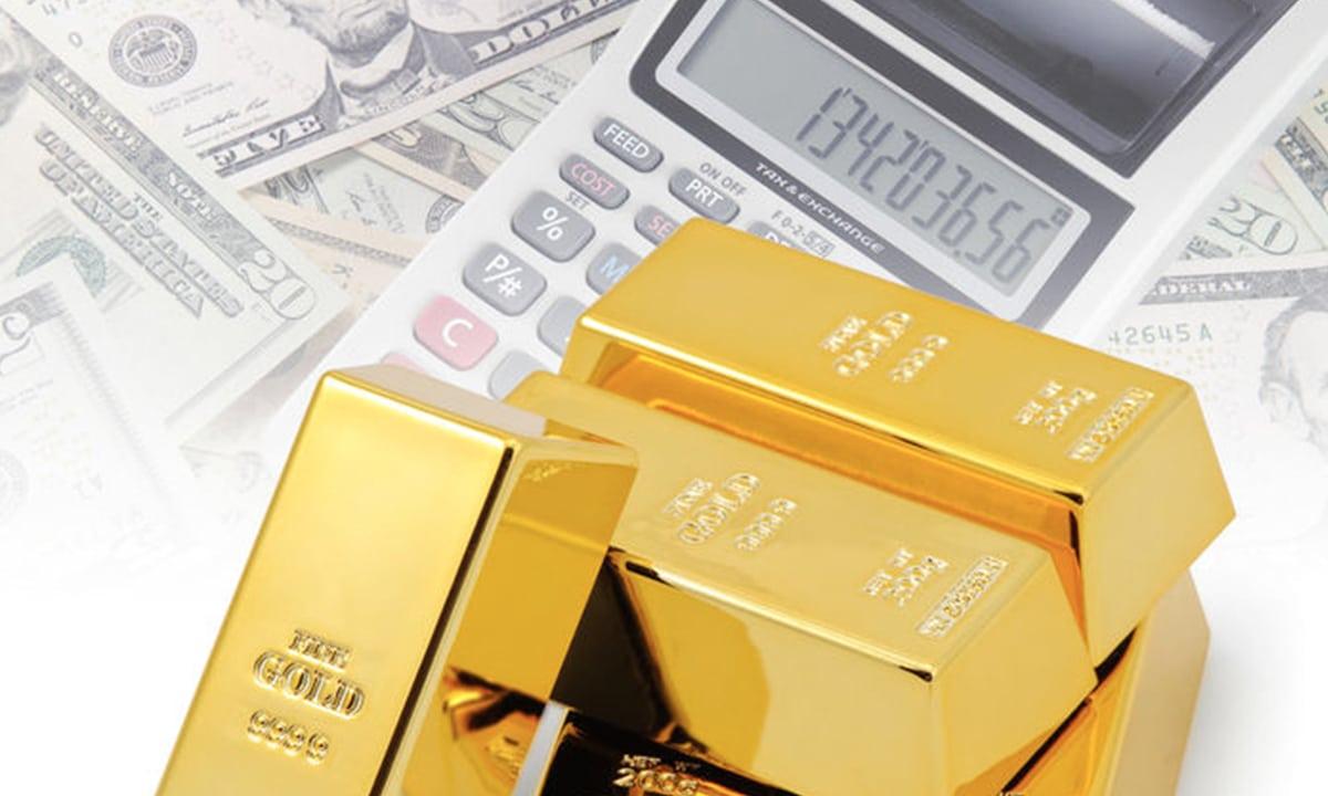 El oro de inversion en la declaracion de la renta