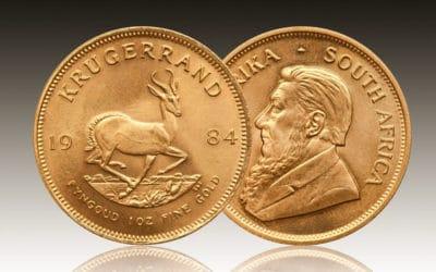 Monedas de oro, la inversión del momento