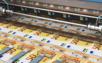 El oro y la creación del dinero