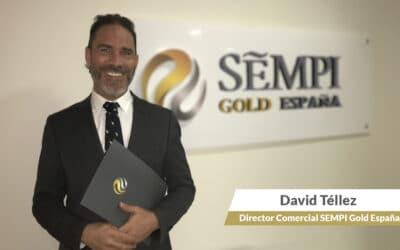 Entrevista a David Téllez, Director Comercial de SEMPI Gold España