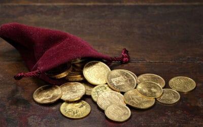 La crisis de las pensiones y el oro