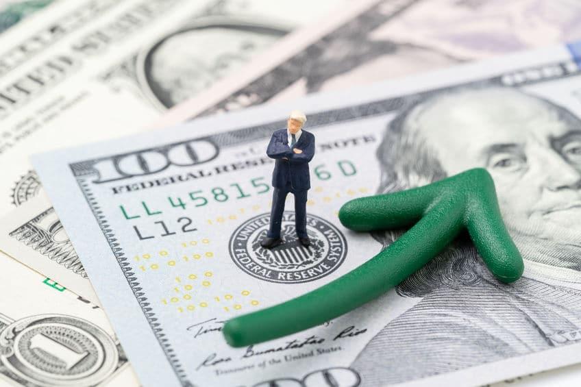 Subida del dolar