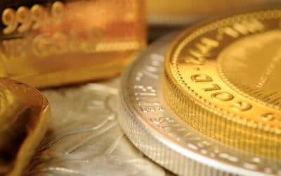 La crisis dispara las ventas de bullion de oro y plata