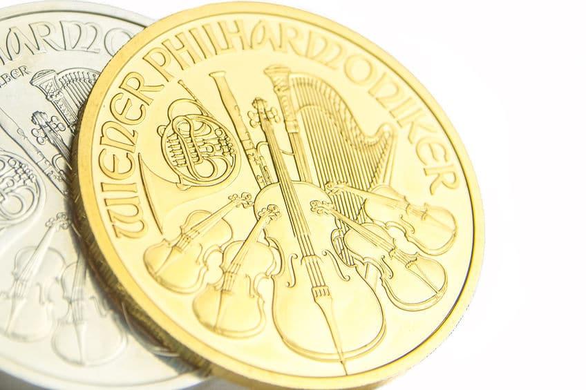 Monedas de inversión Filarmónica de Viena