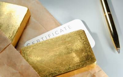 Oro sostenible, el nuevo objetivo de la industria minera