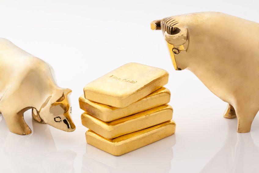 Oro sube o baja, toro y oso