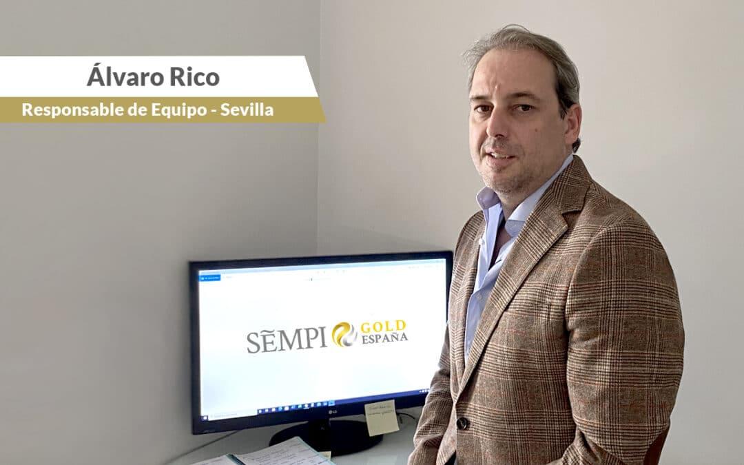 Entrevista a Álvaro Rico, Responsable de Equipo de SEMPI Gold España
