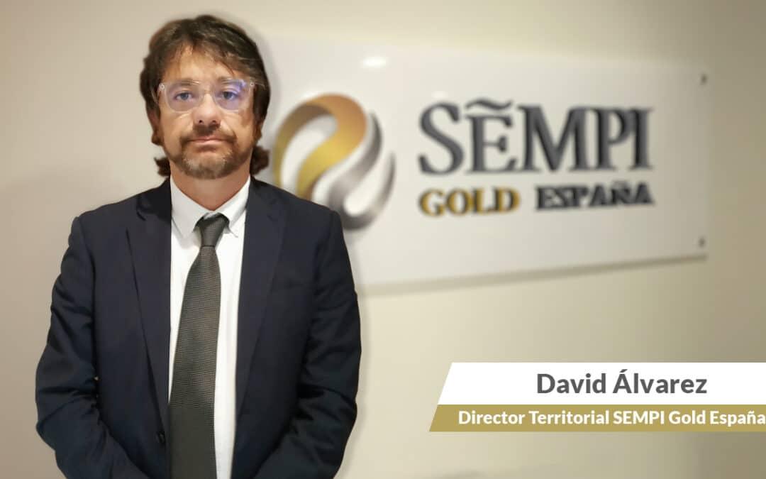 Entrevista a David Álvarez, Director Territorial de SEMPI Gold España