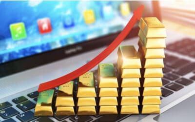 El precio del oro bate su récord histórico