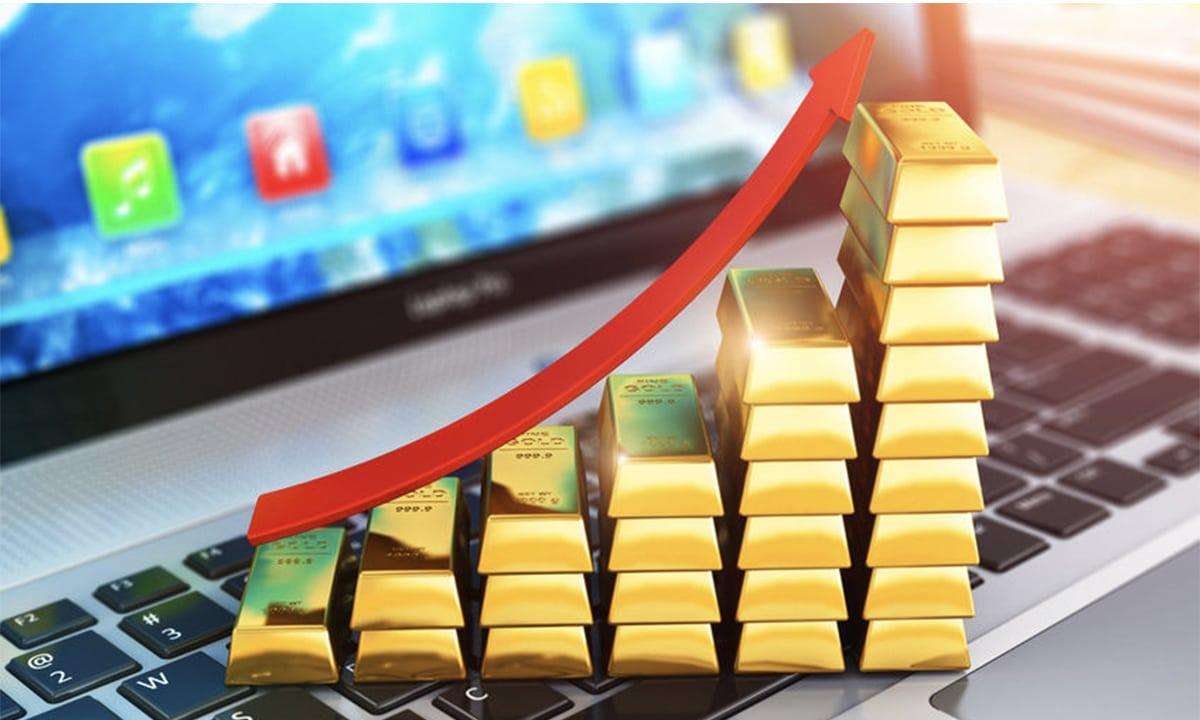 El precio del oro bate su record historico