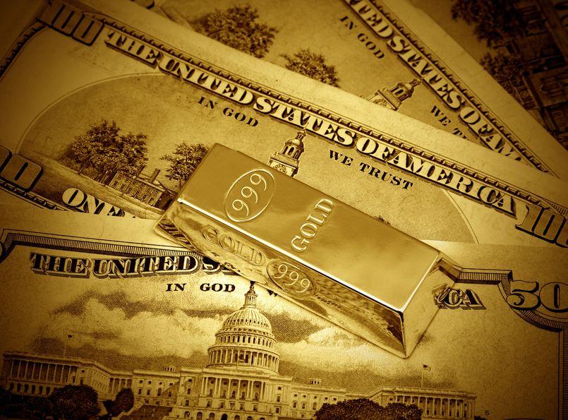 Gestion activa de las reservas de oro y dolares