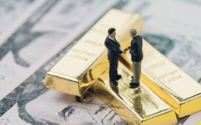 Los tres precios del oro y sus diferencias