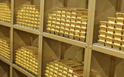 ¿Para qué sirven las reservas de oro de los bancos centrales?