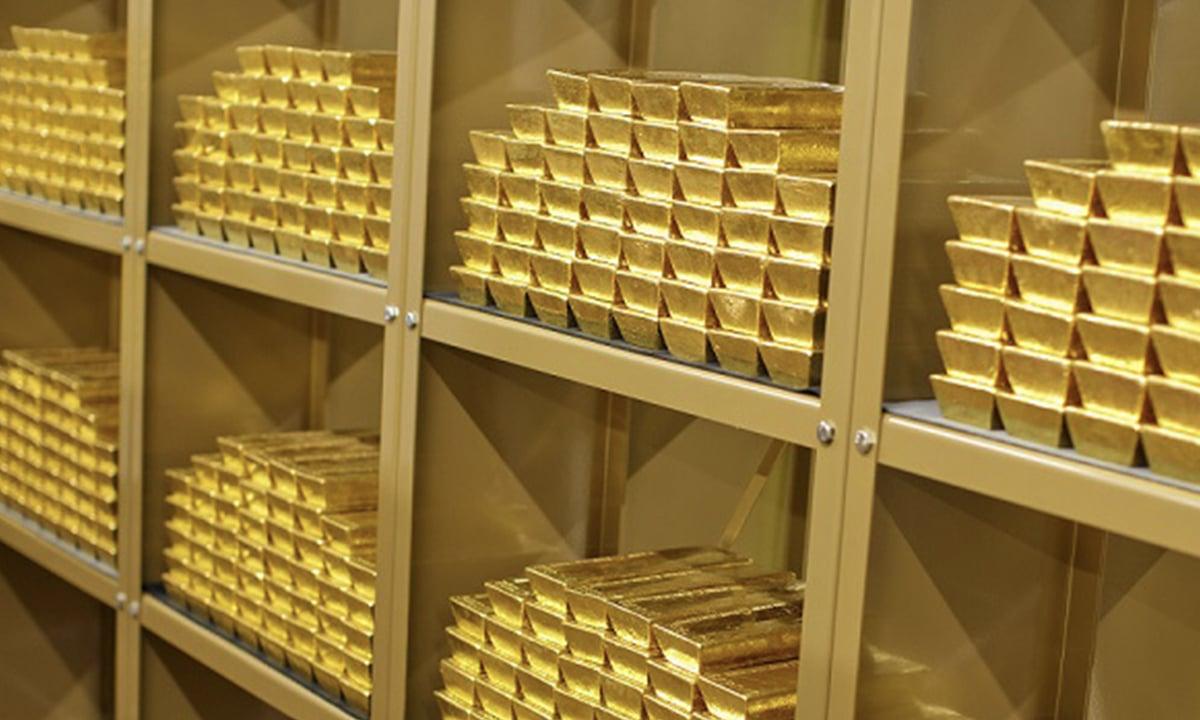 Para qué sirven las reservas de oro de los bancos centrales