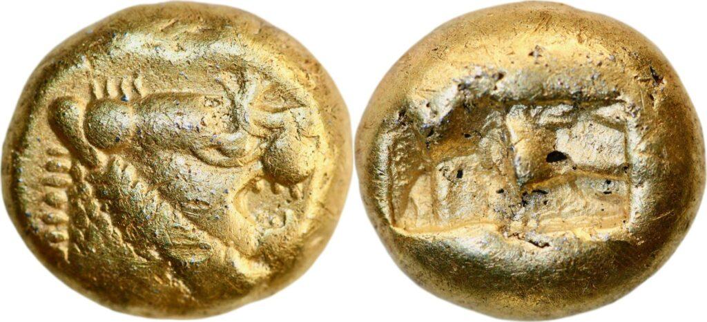 El oro como medio de pago desde hace siglos