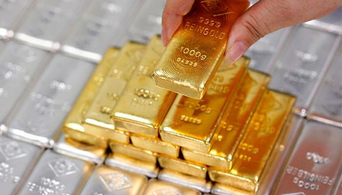 Lingotes de oro y plata como ayuda a las pensiones