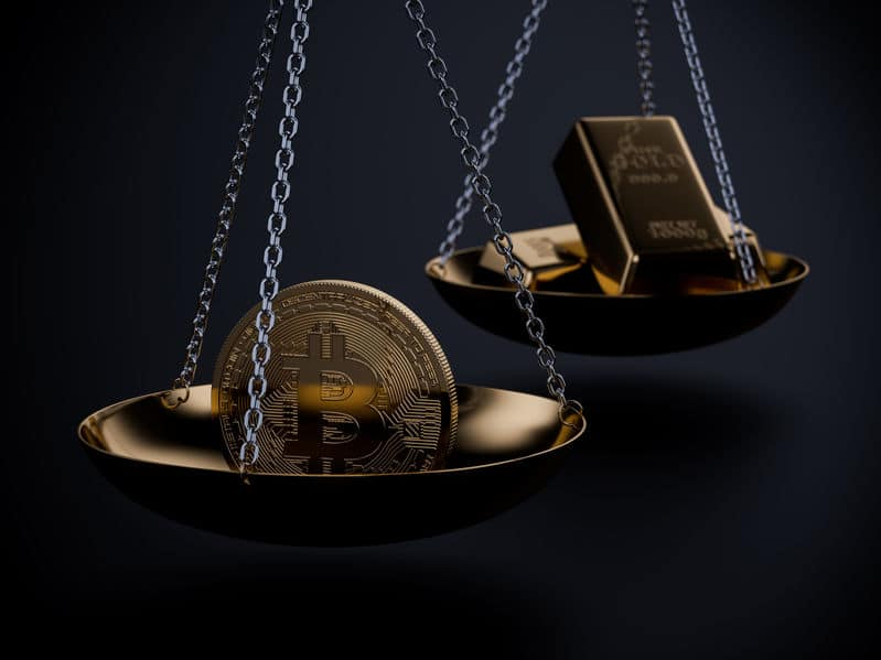 Ventajas e inconvenientes del bitcoin respecto al oro