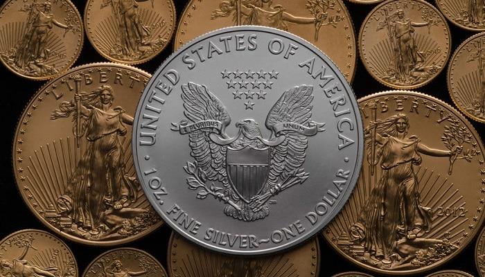 Bullion Eagle de Plata - US Mint