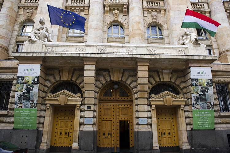 Banco central de Hungria