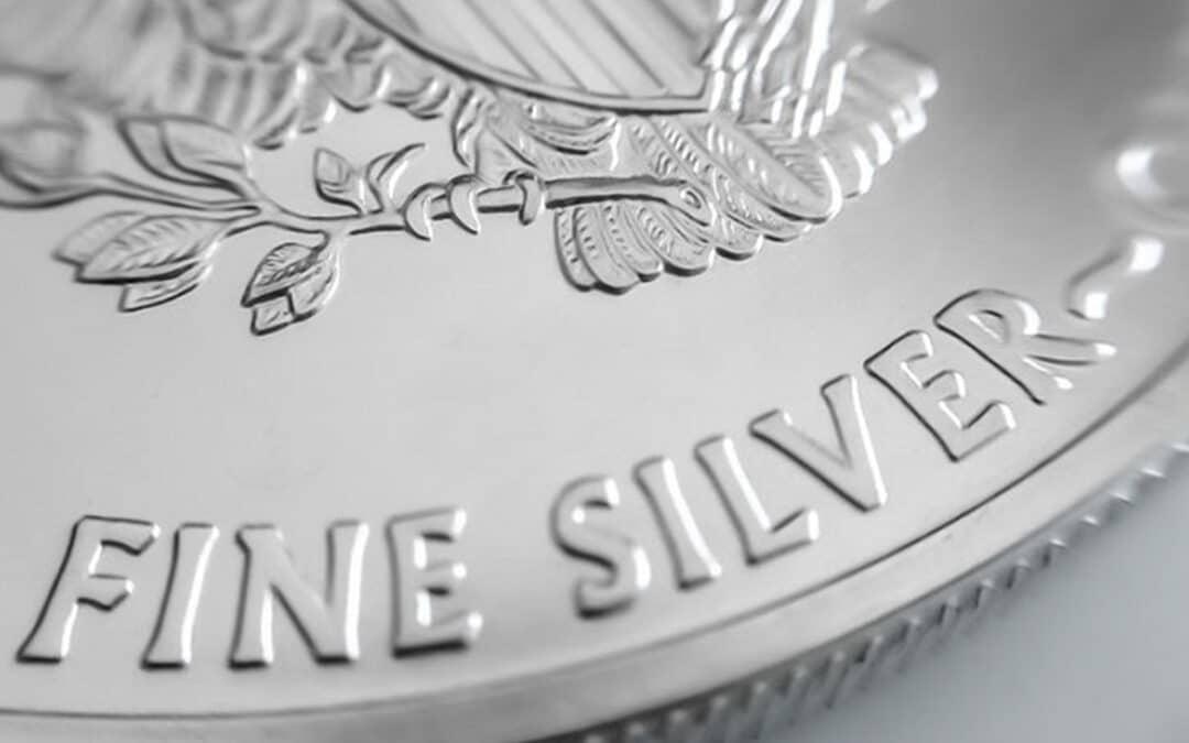 La plata, el metal precioso más prometedor de 2021