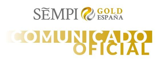 SEMPI Gold España no ha cerrado sus oficinas ni corre riesgo de insolvencia