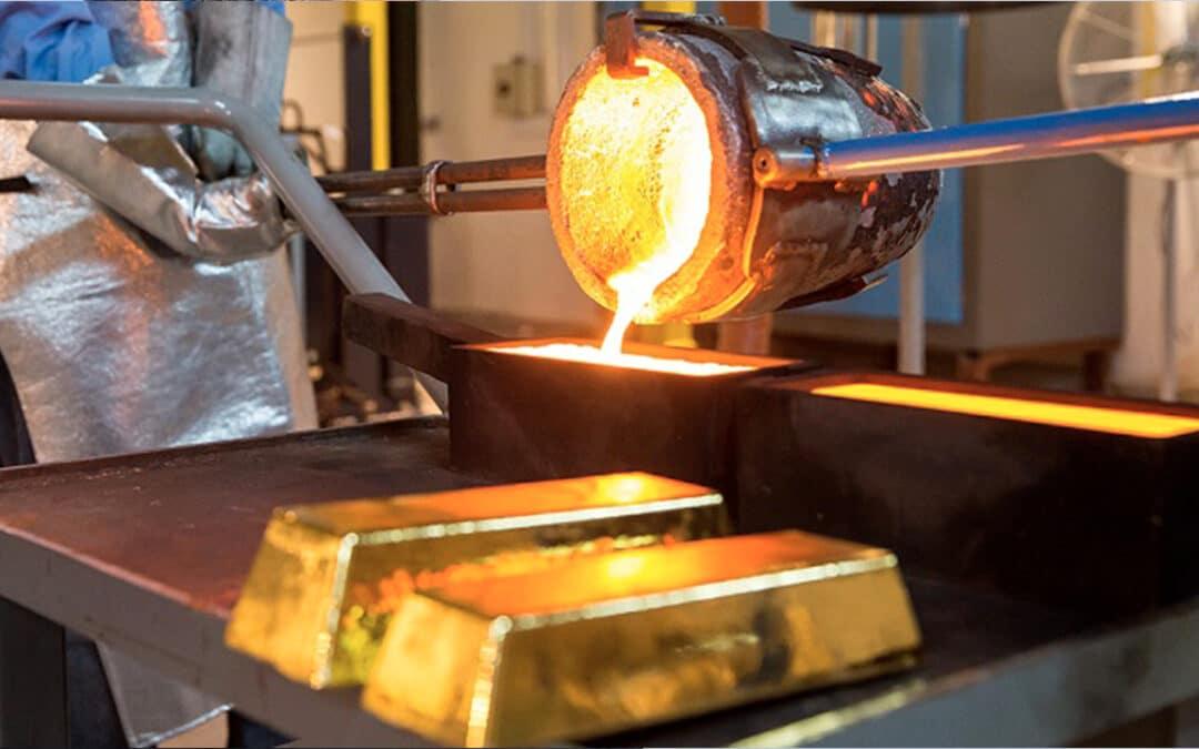 De la mina a la caja fuerte: ¿cómo se refina el oro?