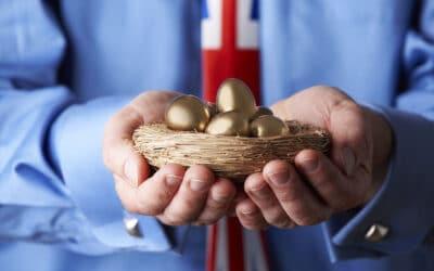 Los planes de pensiones británicos aumentan su exposición a los metales preciosos
