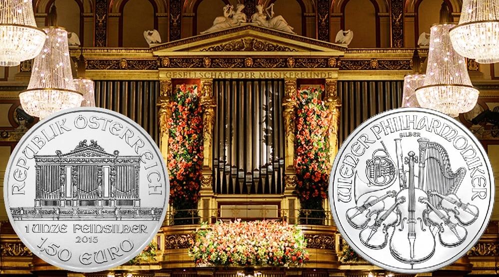 Filarmónica de Viena: el bullion más musical