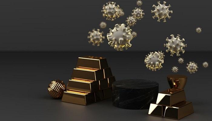 Lingotes de oro de inversión