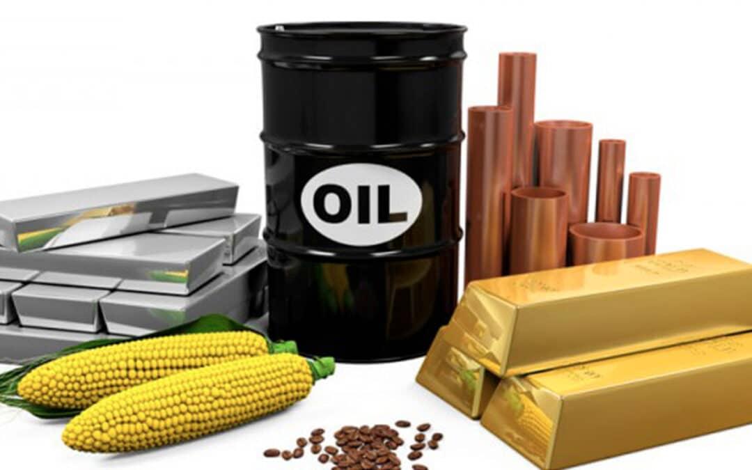 """El oro, la mejor """"commodity"""" para los inversores"""