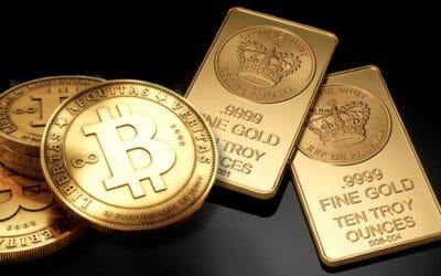 Los bancos centrales apuestan por el oro físico y critican el bitcoin